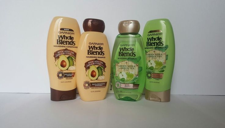 ▪1 avocado oil & Shea Butter extracts shampoo [ 12.5 fl.oz ] ▪1 avocado oil & Shea Butter extracts conditioner [ 12.5 fl.oz ] ▪1 green apple & Green Tea extracts shampoo [ 12.5 fl.oz ] ▪1 green apple & Green Tea extracts conditioner [ 12.5 fl.oz ] ▪Paraben Free natural blend ▪4 items total ▪All brand new &#x266...