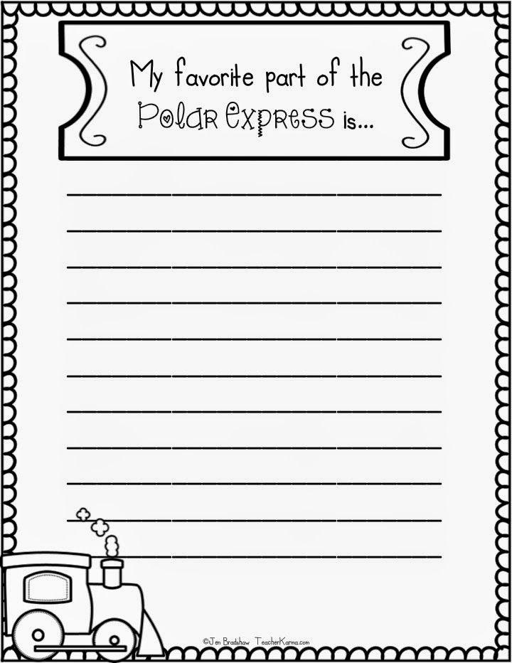 197 best Polar Express Activities images on Pinterest | Classroom ...