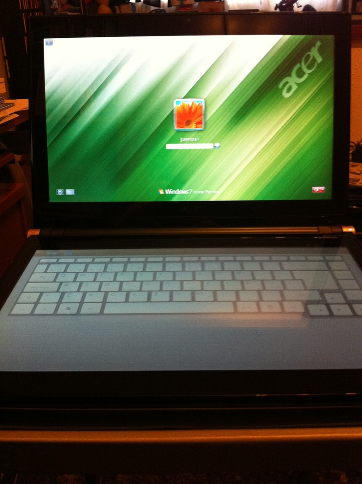 Acer Iconia Dual Screen