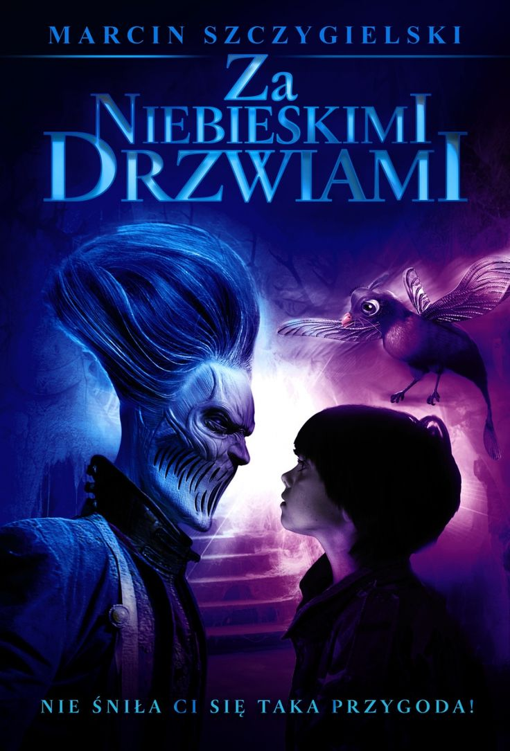 Marcin Szczygielski - Za niebieskimi drzwiami
