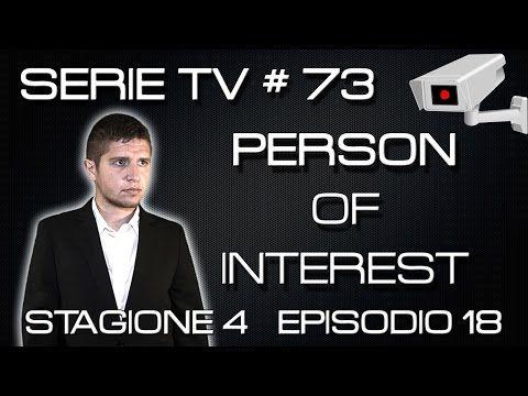 Person of Interest 4x18 - Skip - recensione episodio 18 stagione 4 - YouTube