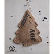Stoere, houten kerstdecoratie en kerstversiering - Wis en Waarachtig