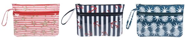 Ganz Nautical Bikini Bags
