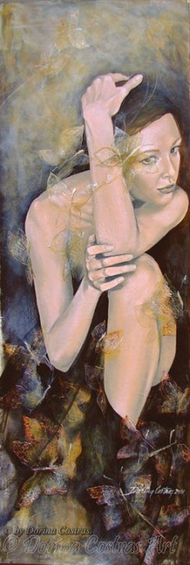 Becoming by Dorina Costras.:
