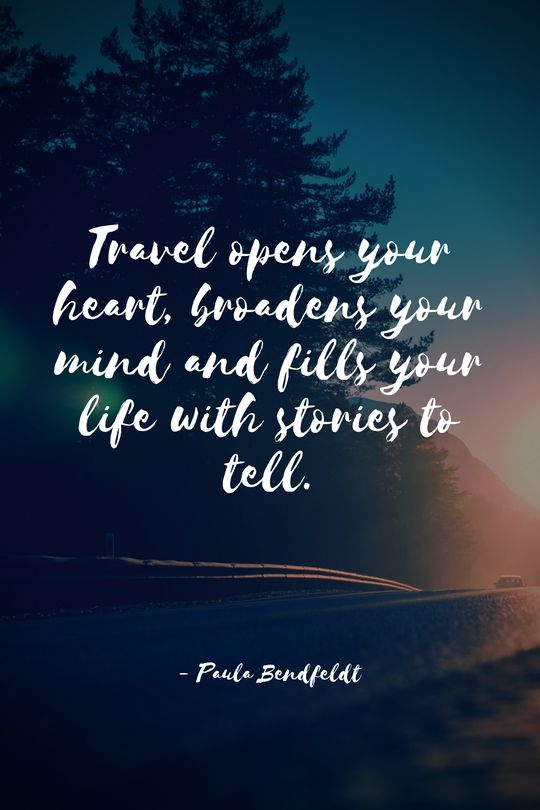 Top 15 Even More Motivational Travel Quotes