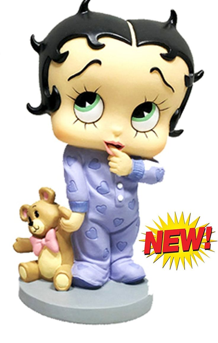 New /& Boxed Collectible Ornate Figurine Betty Boop /'Nurse Sitting/' Figure