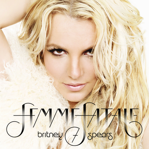 "Britney Spears album covers | Britney Spears ""Femme Fatale"" Album Cover [Available March 15]"