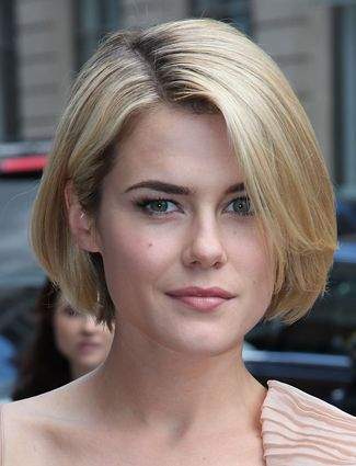 Try One Of Fall's Hottest New Haircuts - Daily Makeover: Side-Parted Bob   The side-swept bob, like 666 Park Avenue's Rachael Taylor's, has become a classic cut. To add a little more movement to the style this season, go with an asymmetrical bob. But keep in mind that with longer strands in front, this cut requires a little more maintenance. Schedule a trim every six weeks.   [Fall 2012]