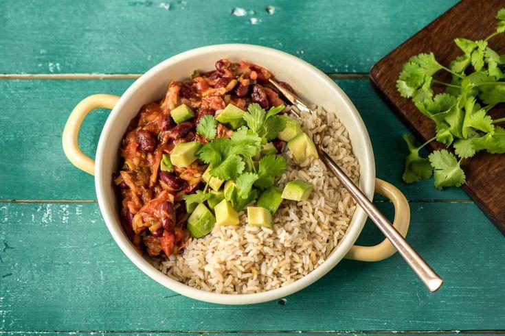 Mexican Chilli Sin Carne Recipe | HelloFresh