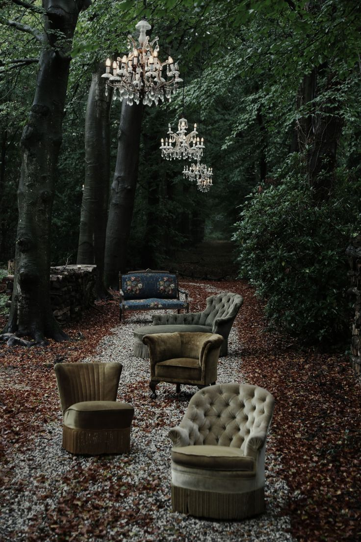 If you get tired on the path to the party, have a rest. #FIRSTFROST #GARDENSPELLS