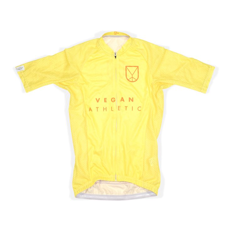 Men's SS Jersey - Fluro Lemon