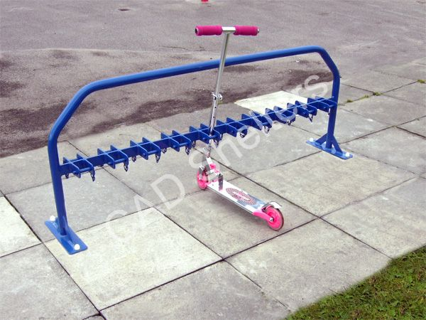 Scooter Racks At Cad Shelters We Are Dedicated To Providing The Finest Canopies And On Market