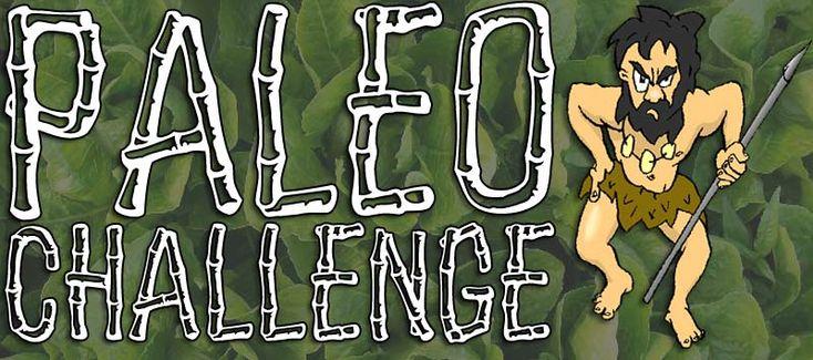 Paleo Challenge menu & gracery list
