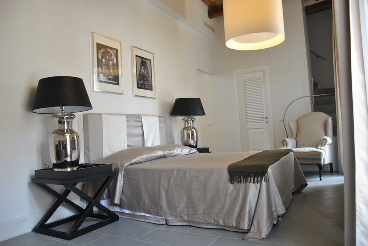HOTEL VATICAN GUEST HOUSE – RENOVATION VIA DEL MASCHERINO, ROME DESIGN 2006 COMPLETED: 2009