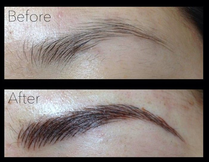 Best eyebrow embroidery microbladery images on