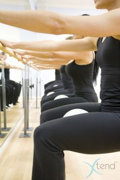 Are barre workouts for you? Here's what barre exercises and classes are really like--so you can find out if it's right for you and your fitness goals. | via @SparkPeople