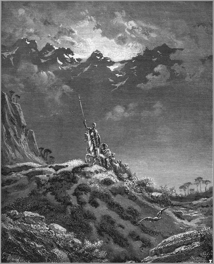 Ton Zandbergen: BEELDMAKERS DON QUICHOT: DORÉ, DAUMIER, DAVIS
