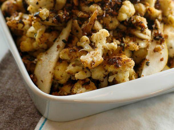 The Crisper Whisperer: Andrew Carmellini's Cauliflower | Recipe ...