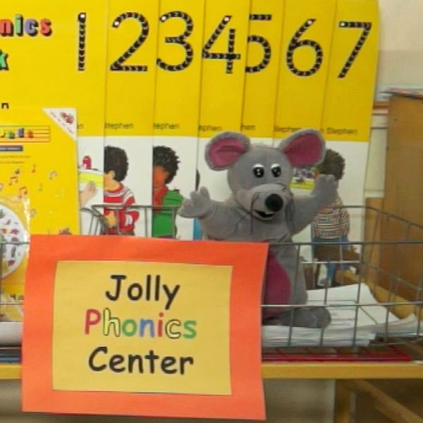 INSTRUCTION Jolly Phonics Approach uses a method to help create student awareness of the individual sounds in spoken words and how these correspond to written letters. The Jolly Phonics Program has five main parts to it. Students learn letter sounds, letter formation, blending letter sounds to start reading, identify sounds and words, and learn to spell words. This program is effective because of its explicit teaching of phonics and letter sounds through an interactive and action-based…