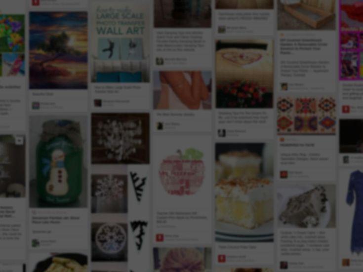 Pinterest • Verdens idékatalog