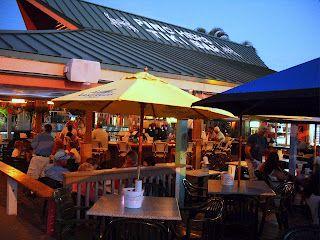 Pincher's Tiki Bar, Fort Myers Beach, FL.