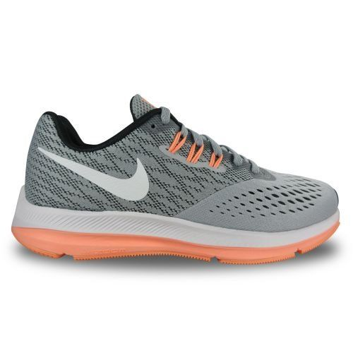 5459998d67e31 Nike Womens Air Zoom Winflo 4 Running Shoe Grey 7    Check this awesome  product