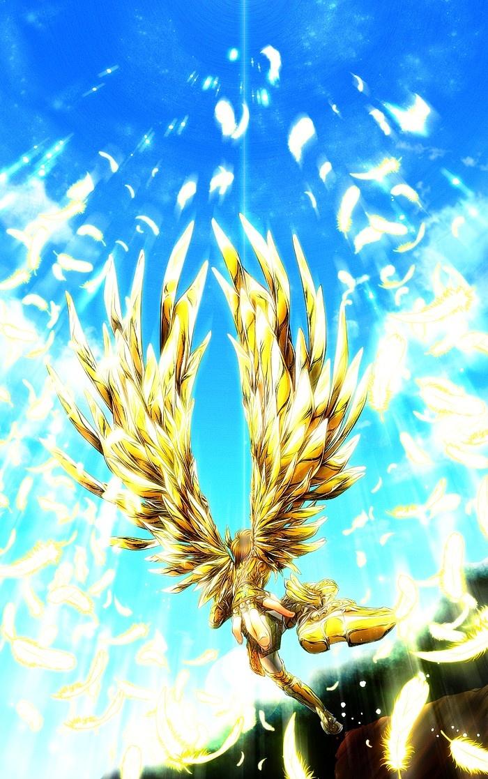Saint Seiya - Gold Saint Sagittarius
