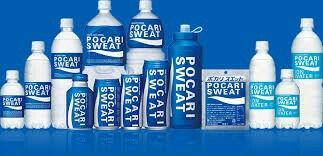 "Pocari Sweat (ポカリスエットPokari Suetto) is a Japanese sports drink, manufactured by Otsuka Pharmaceutical.It was launched in 1980. Pocari Sweat is a mild-tasting,relatively light,non-carbonated sweet beverage and is advertised as an ""ion supply drink"". It has a mild grapefruit flavor with little aftertaste. Ingredients listed are water, sugar,citric acid,trisodium citrate, sodium chloride,potassium chloride,calcium lactate,magnesium carbonate, and flavoring.It is sold in aluminium cans,PET…"