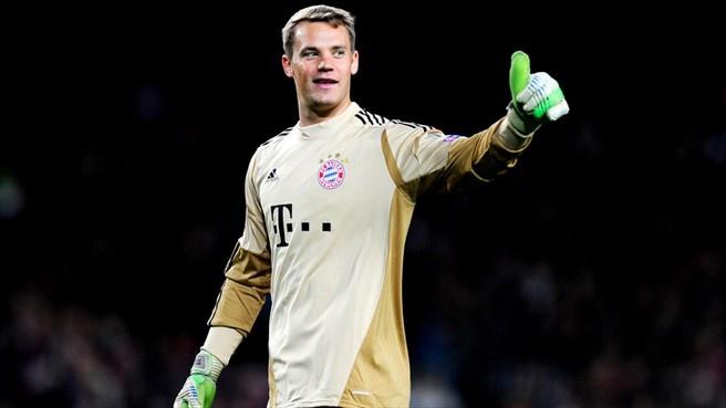 UEFA Champions League 2013  Manuel Neur Goal Bayern BEST !