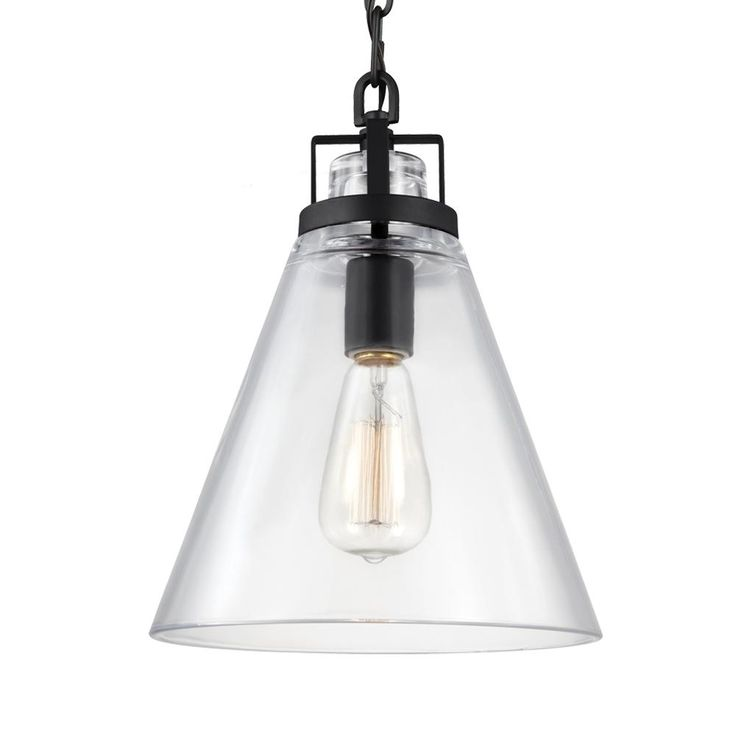 1 - Light Pendant : P1370ORB-F | Living Lighting Newmarket