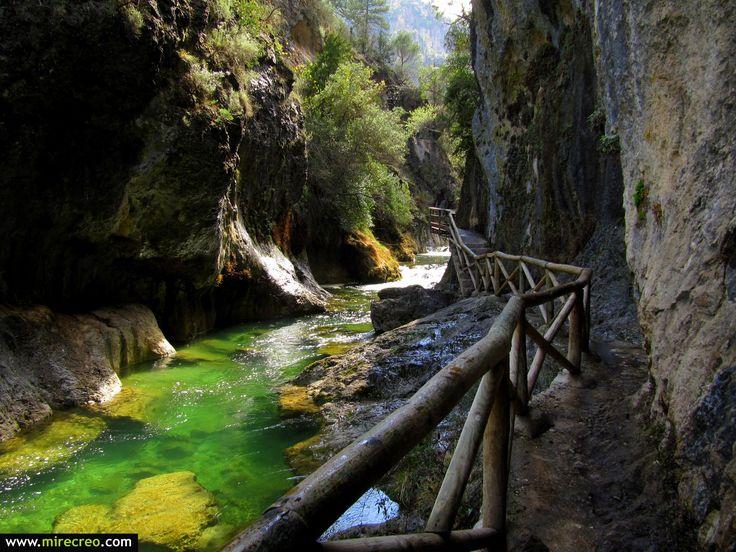 Ruta por el Rio Borosa, Sierra de Cazorla, Jaen #mirecreo #senderismo #waterfalls #hiking #turismo #tourism #spain #andalucia #jaen #cazorla