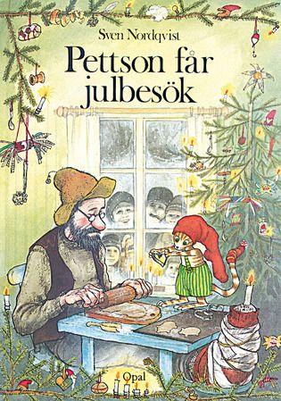 Sven Nordqvist - Pettson får julbesök