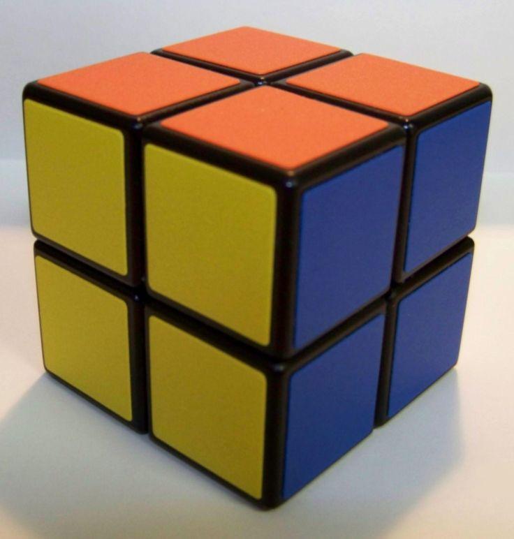 2x2x2 Rubric's Cube