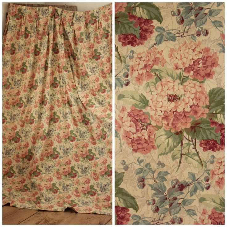 Best Antique Vintage French Fabric And Textiles Images On - Country french fabric