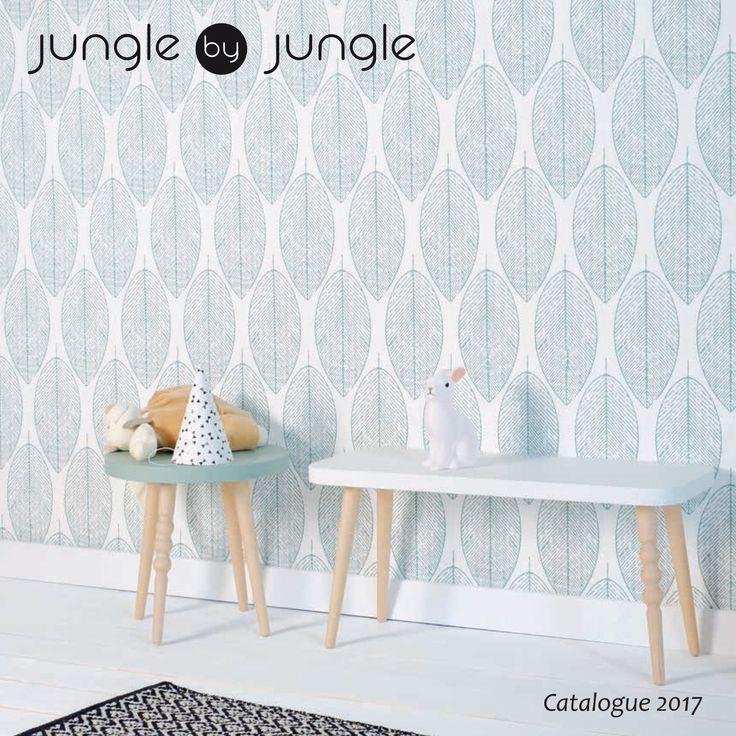 Catalogue Printemps - Eté 2017 - Mobilier Jungle by Jungle