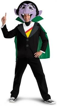 PartyBell.com - Sesame Street - The Count Adult Costume