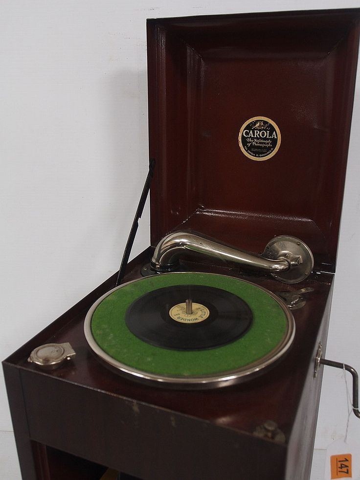47 Best Images About Phonographs And Stuff On Pinterest Horns Radios And Record Player