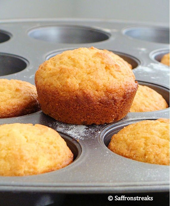 Easy muffin recipe without baking powder