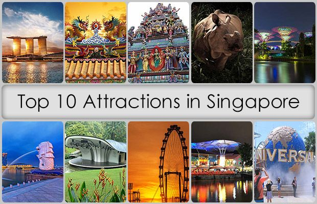Top 10 attractions in #Singapore - Singapore has been a modern city of Southeast Asia's. It has many attractive places to visit. http://goo.gl/e0TnpO #Top10 #SingaporeAttractions