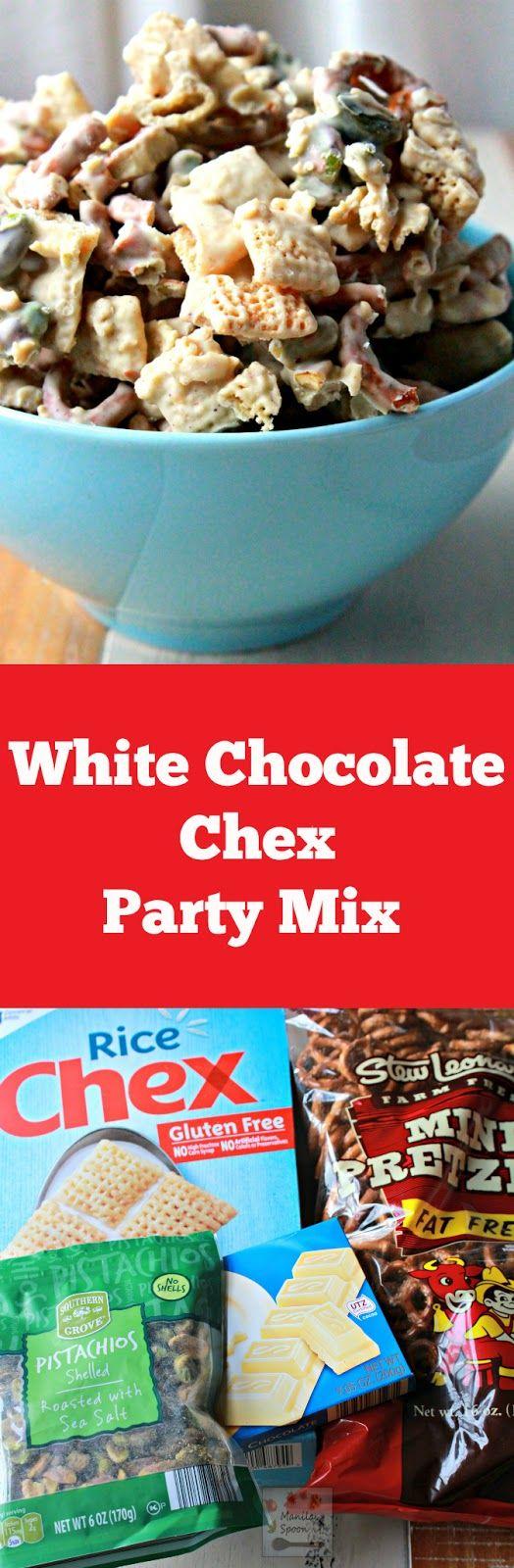 Top 25+ best Party snack mixes ideas on Pinterest   Party mix ...