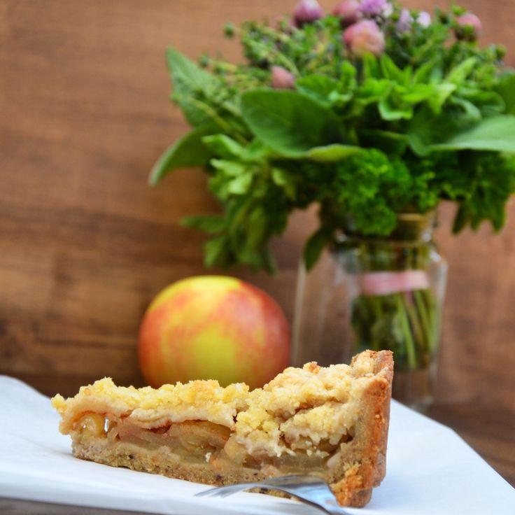 Apfel-Streusel-Torte