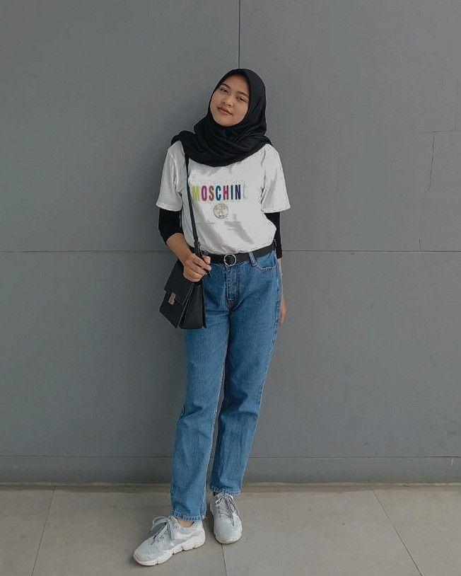 Hijab Style Model Pakaian Remaja Model Pakaian Remaja Wanita Pakaian Kuliah
