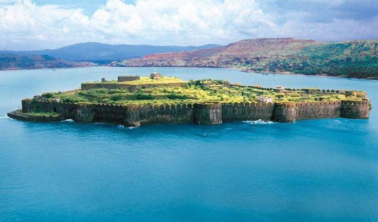 Forte de Janjira Índia