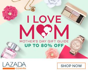 Lazada Philippines - Mother's Day Gift Guide