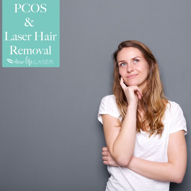Laser Hair Removal Pcos