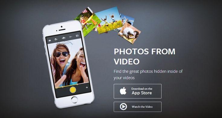 Obtener capturas de videos muchas veces es una necesidad para los periodistas. Para aquellos que trabajan con dispositivos móviles está disponible Vhoto, una herramienta que permite extraer las mejores imágenes que se esconden en las grabaciones.