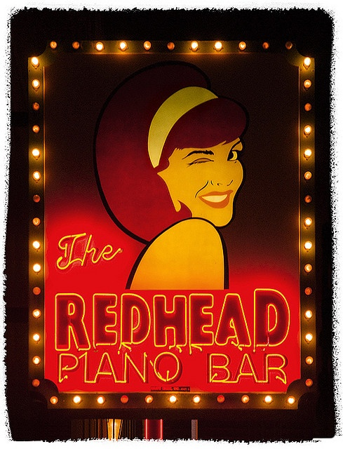 Redhead Piano Bar, Chicago