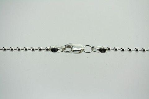 2mm ball chain - 55cm