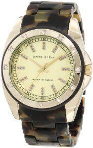 Anne Klein 10 9988chto Gold Tone