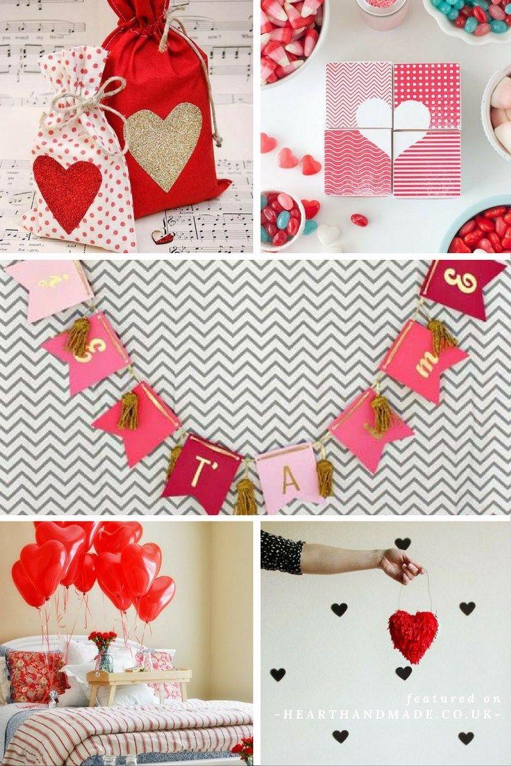 15 Super Simple Valentine Home Decorating Ideas